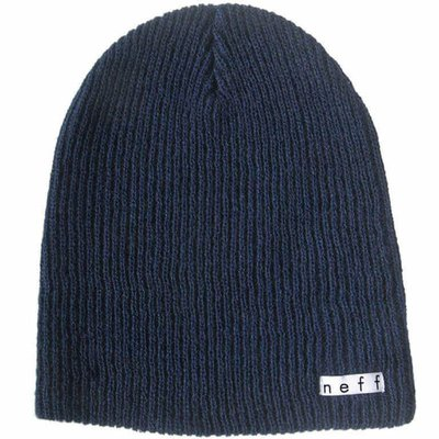 Neff Headwear Daily Beanie Navy
