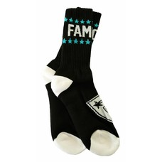 Famous Stars and Straps Brigade Socks Black O/S