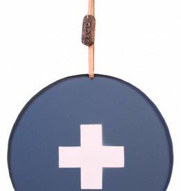 Stapelgoed Magneet memobord Blauw