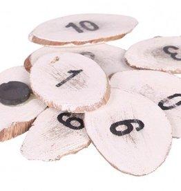 Stapelgoed Magneten memobord