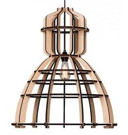 Lichtlab No. 19 Industrielamp XL