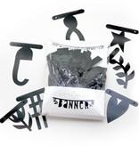 a Little Lovely Company Letterslinger banner Zwart