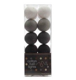Cottonball Lights Cotton Ball Lights Grijs mix