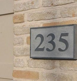 La Pierre Stones Natuursteen huisnummerbordje Board 9