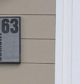 La Pierre Stones Natuursteen huisnummerbordje Board 1