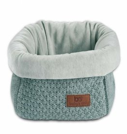 Baby's Only Opbergmand Gebreid Old Green