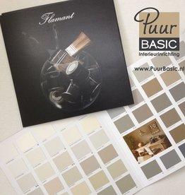 Flamant Flamant paint kleurenkaart
