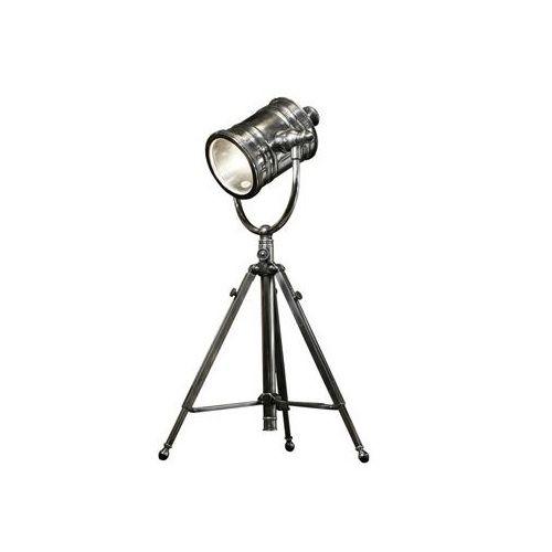 Industriële verlichting IndustriÃ«le tafellamp Hollywood Antiek Zilver