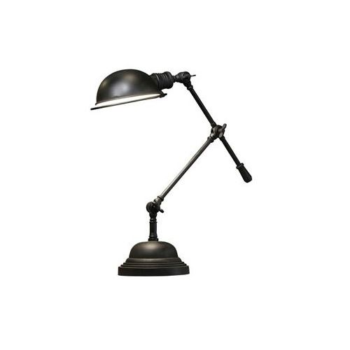 Industriële verlichting IndustriÃ«le tafellamp Sidney Antiek Mat Zwart
