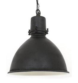 Industriële verlichting Hanglamp Falcon Antiek Mat Zwart