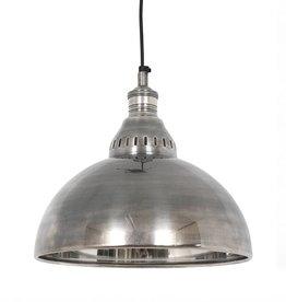 Industriële verlichting Hanglamp Seattle Antiek Zilver