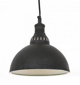 Industriële verlichting Hanglamp Seattle Antiek Mat Zwart