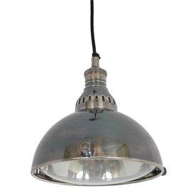 Industriële verlichting Hanglamp Orsay Antiek Zilver