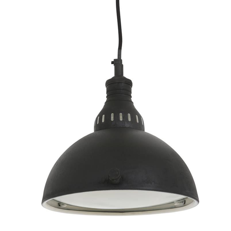 Industriële verlichting IndustriÃ«le hanglamp Orsay Antiek Mat Zwart