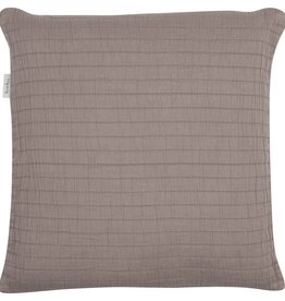 Koeka Home Kussenhoes Vermont Taupe