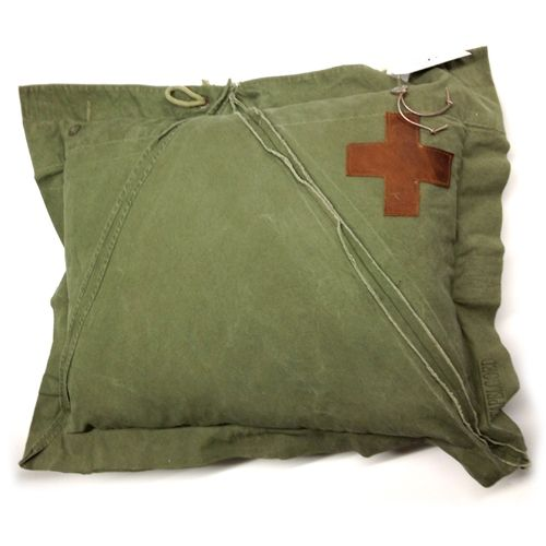 Stapelgoed kussen Envelop munitie avontuur - Legergroen - Puur Basic ...