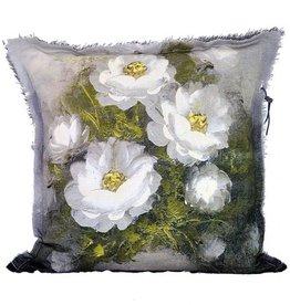 Stapelgoed Kussen Palet Bloemen