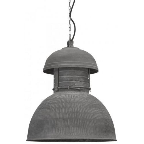 Hk Living Hanglamp Warehouse XL rustiek Grijs