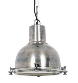 Industriële verlichting Hanglamp Kingston Antiek Zilver