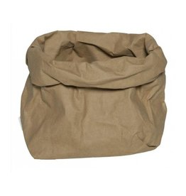 Puur Basic Home selection Paperbag Naturel