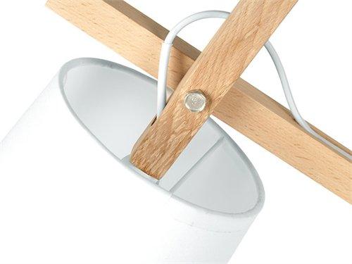 Present Time Tafellamp wit Leitmotiv - table lamp sheer