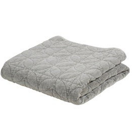 Stapelgoed Stapelgoed Plaid Vintage Velvet Grey
