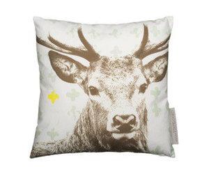 Stapelgoed kussen deer hert puur basic interieur