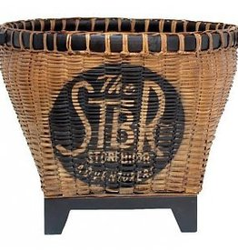 Hk Living STBR wicker basket
