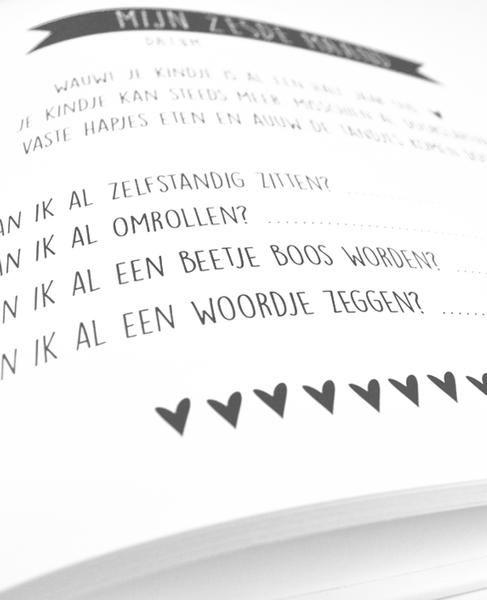 Kidooz Invulboek Mijn eerste jaar