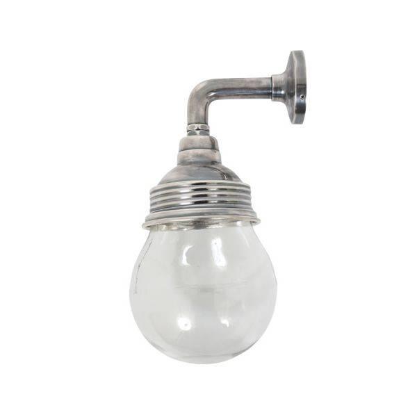 Industriële verlichting Buitenlamp Vasco Antiek Zilver