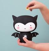 a Little Lovely Company A Little Lovely Company Spaarpot / Moneybox - Vleermuis / Batman