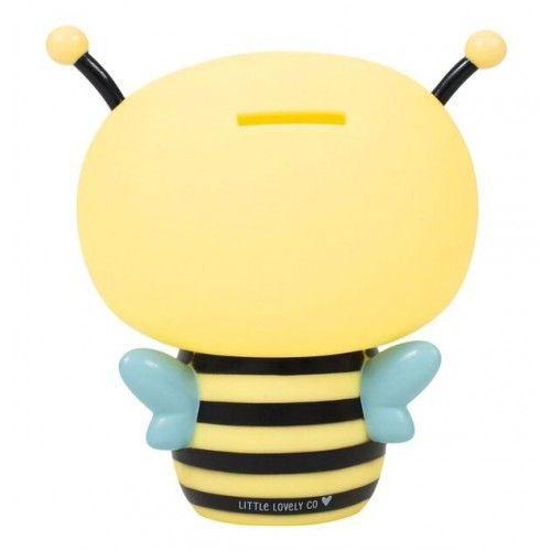 a Little Lovely Company A Little Lovely Company Spaarpot / Moneybox - Bij - Bee