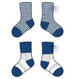 Blijf-sokjes Blauw