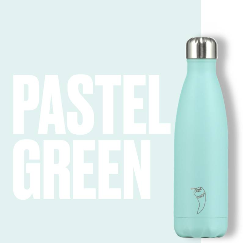 Chilly Bottle's Chilly Bottle - pastel-green - thermosfles 500 ml
