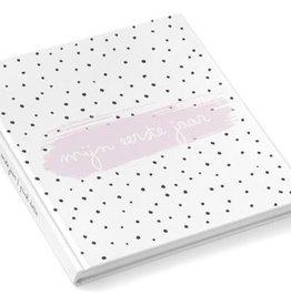 Kidooz Kidooz invulboek Eerste jaar - baby Meisjes