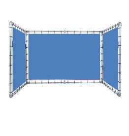 SPANDOEKFRAME U-vorm variabele hoek