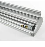 EXECUTIVE BANNER - 150 cm breed - gebruikt