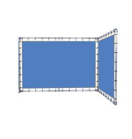 Gebruikt FRAME L-vorm vaste hoek