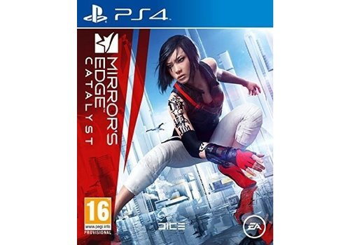 Mirrors Edge Catalyst - Playstation 4