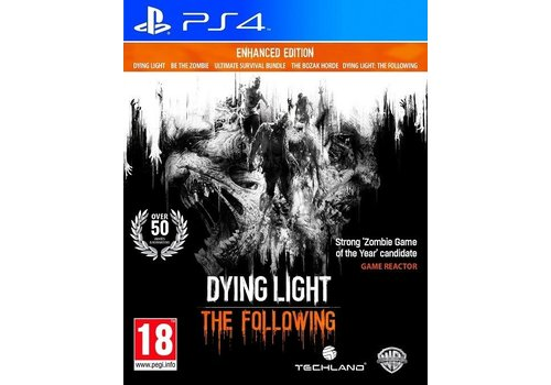 Dying Light: The Following (Enhanced Edition) - Playstation 4