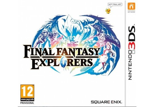 Final Fantasy: Explorers - Nintendo 3DS