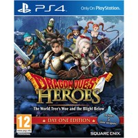 Dragon Quest Heroes: The World Tree's Woe and the Blight Below Day One Edition - Playstation 4