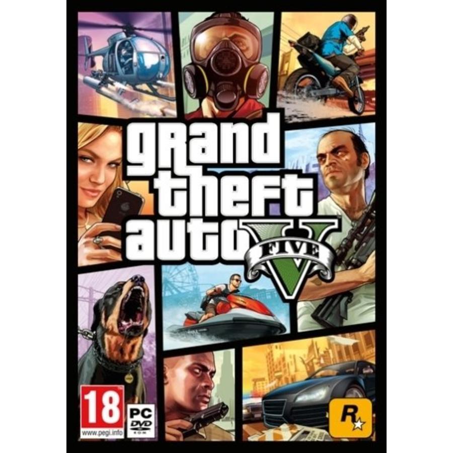 Grand Theft Auto V (GTA 5) - PC
