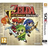 Legend of Zelda: Triforce Heroes - Nintendo 3DS