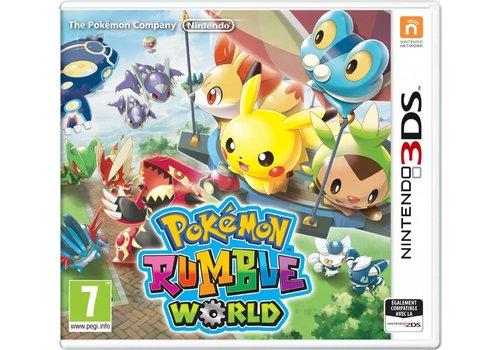 Pokemon Rumble World - Nintendo 3DS