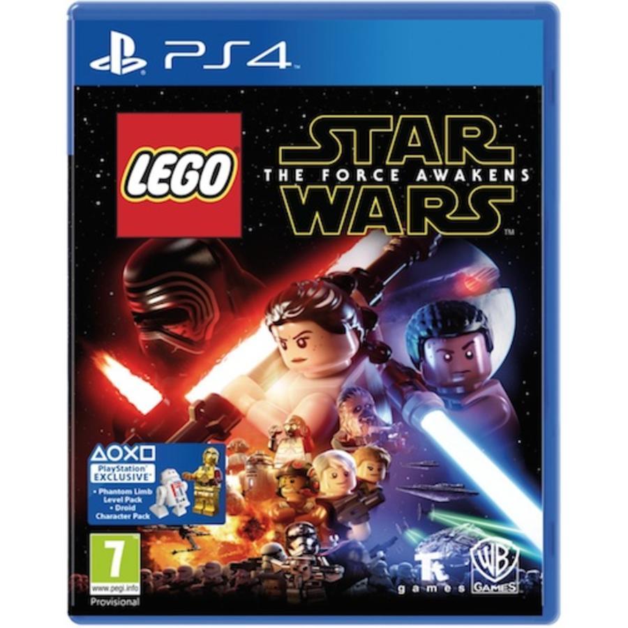 LEGO Star Wars: The Force Awakens + DLC - Playstation 4