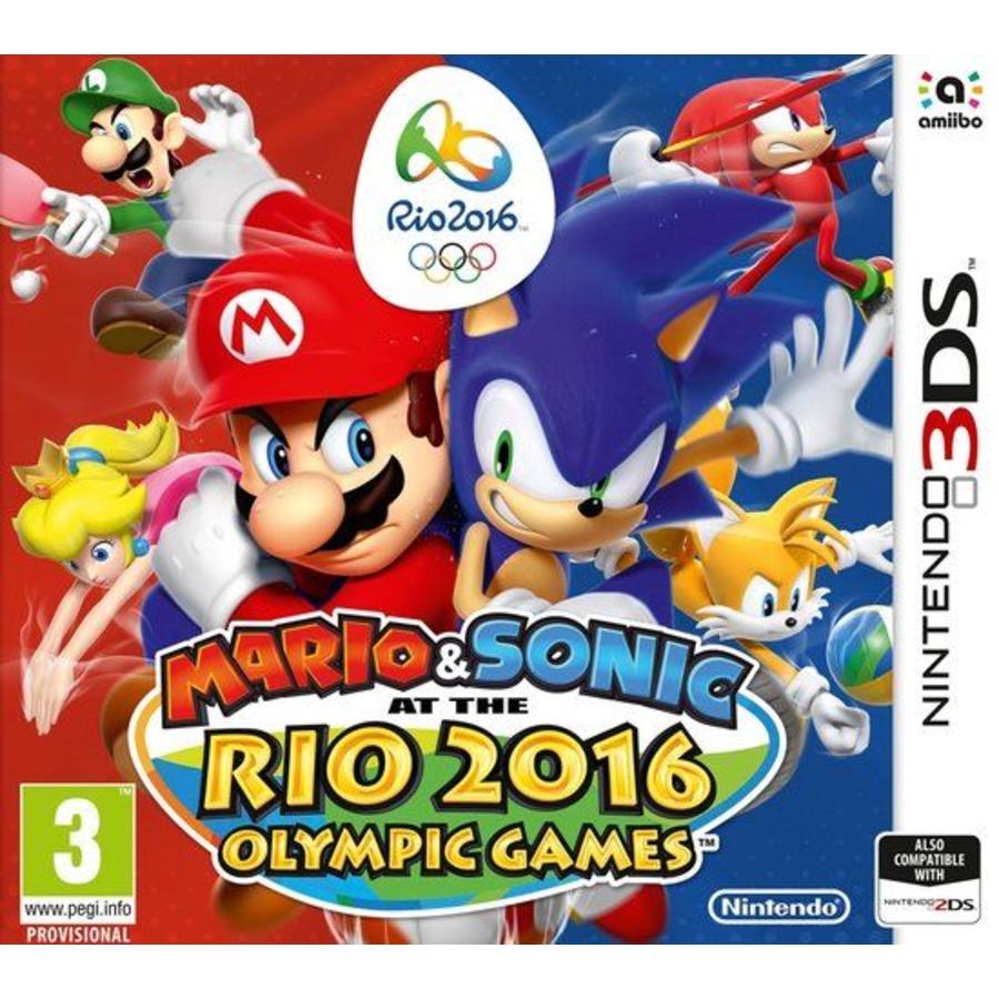 Mario & Sonic op de Olympische Spelen: Rio 2016 - Nintendo 3DS