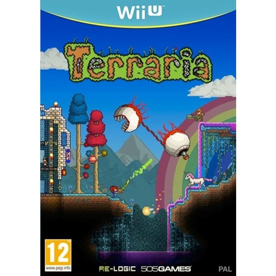 Terraria - Nintendo Wii U