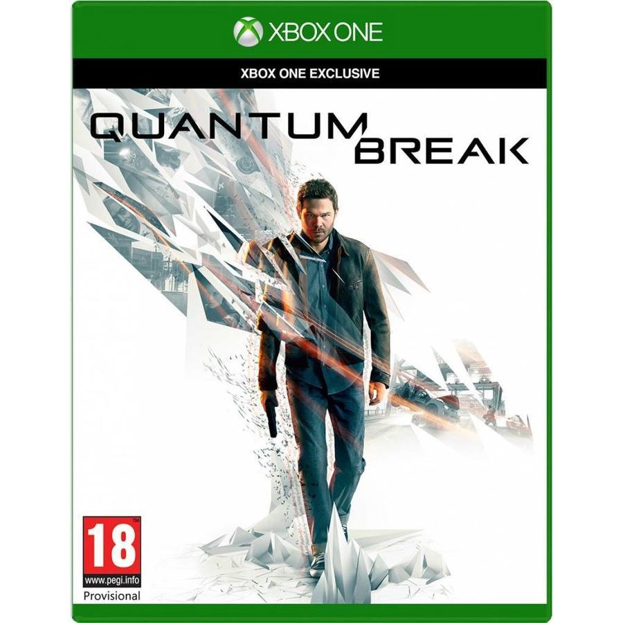 Quantum Break + DLC - Xbox One