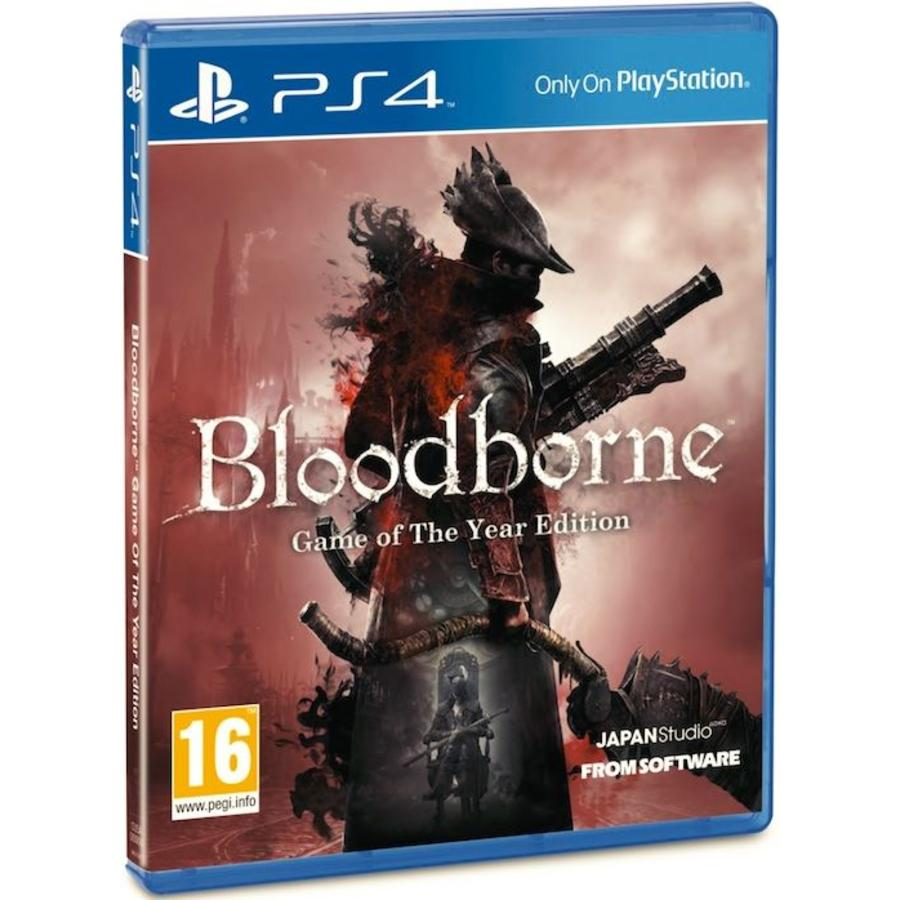 Bloodborne Game Of The Year Edition - Playstation 4